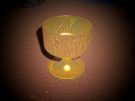 Golden Goblet by pipilo