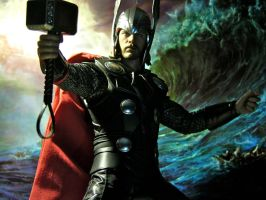 Thor - Odinson by Riebeck