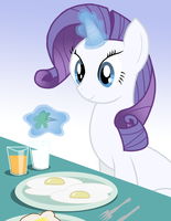 NATG (Day 19): A Proper Breakfast by Xain-Russell