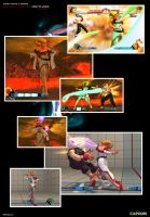 SFIV Modding Color - Rose by Ztitus
