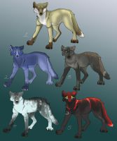 point adoptables by Jadine