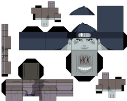 Kisame Cypher Division by hollowkingking