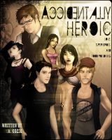 Accidentally Heroic by blackdahlia