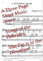 Sheetmusic Sept 3B by markopolio-stock