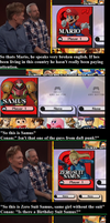 Conan Plays Super Smash bros. by superduperlee123