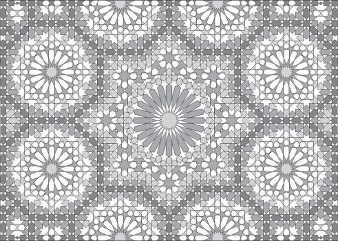 Islamic Architectural Art 29 by Al-Kabeer