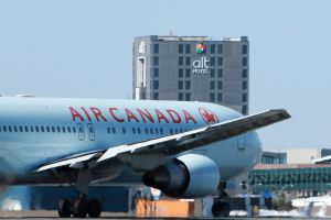 Air Canada 767-300ER Taking off to YYZ by tdogg115