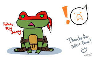 Kung Fu Frog by DerpsonMuffinpants