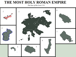 Holy Roman Empire Wank by Todyo1798