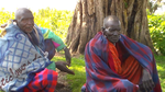 Maasai Elders in Tanzania by Ghostexorcist