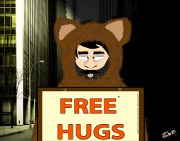 Free hugs by Pabzzz