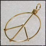 Give Peace a Chance - Pendant by MajorTommy