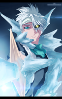 Bleach 553 - Hollified Ice Blade by The-103