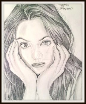 Kate Winslet by Mixartlove