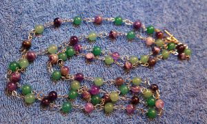 Green and purple dual strand by mtbp