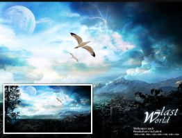 The Last World -Wallpaper Pack by Uribaani