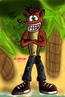 The Bandicoot by SEBASTIEN11