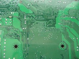 Printed Circuit Board by Hjoranna
