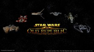 The Ships of Star Wars : The Old Republic by Komodo1138