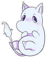 Moomin by Dainty-Fairy