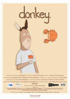 Donkey - The Poster by elbooga