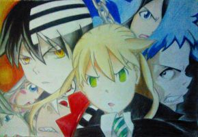 Soul Eater by Andrelica
