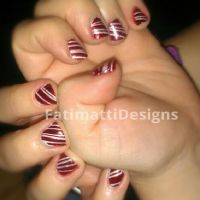 Candy Canes by FatimattiDesigns