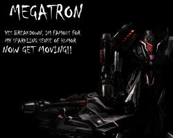 War For Cybertron Megatron by Lordstrscream94
