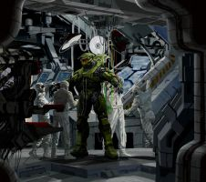 Halo 2 - Remodeling by TheVulcanResistance