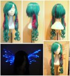 Water Final Piece Wig by Goldwave