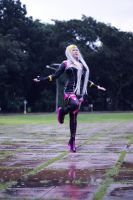 Elsword: Eve Code Nemesis by akadiaknight17