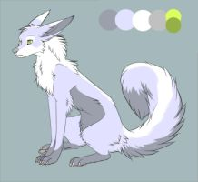 character design auction (sold) by Sidgi