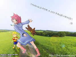 Kumatora in a peaceful spring by FJLink