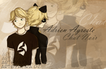 Adrien-Chat by GuardianAngell13