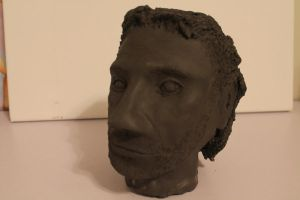 Roger Waters Bust Side View by Floydbass14