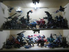 Zoids Collections by artstain2