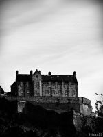 Edinburgh Castle by HuaaH