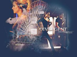 Divergent - Selfless, Brave (HQ Gallery) by rainakthx