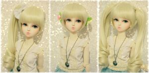 Luts Pretty Wig Raffle Prize! by MarieAngelcakes