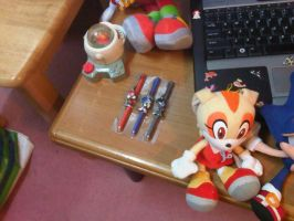 My Special NDS Pens by sonictopfan