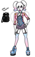 PC-Mandy Outfit design by Acid-Black-Cherry