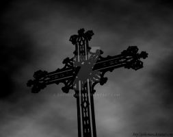 Awesome cross 2 by Gothicmama