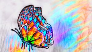 Alberta Butterfly by Anagram-Daine