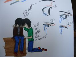 Kas and Steve by 6-9Changeling