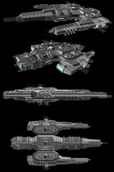 ROG Cruiser Modeling Final by Mallacore