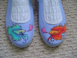 betta shoes by mburk
