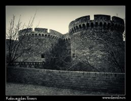Kalemegdan Towers by Reditelj
