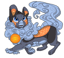 Lukah Chibi by The-F0X
