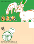 Nara Postcard Series 3 by pachi-rin-pmt