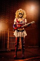 Say hello to your new and improved Harley Quinn! by Blossom-of-Faelivrin